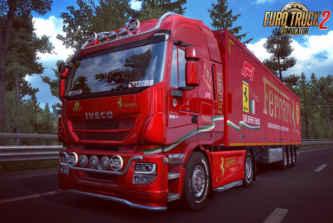 Enzo Ferrari Tribute Combo Pack Skin v1.0 (1.37.x)