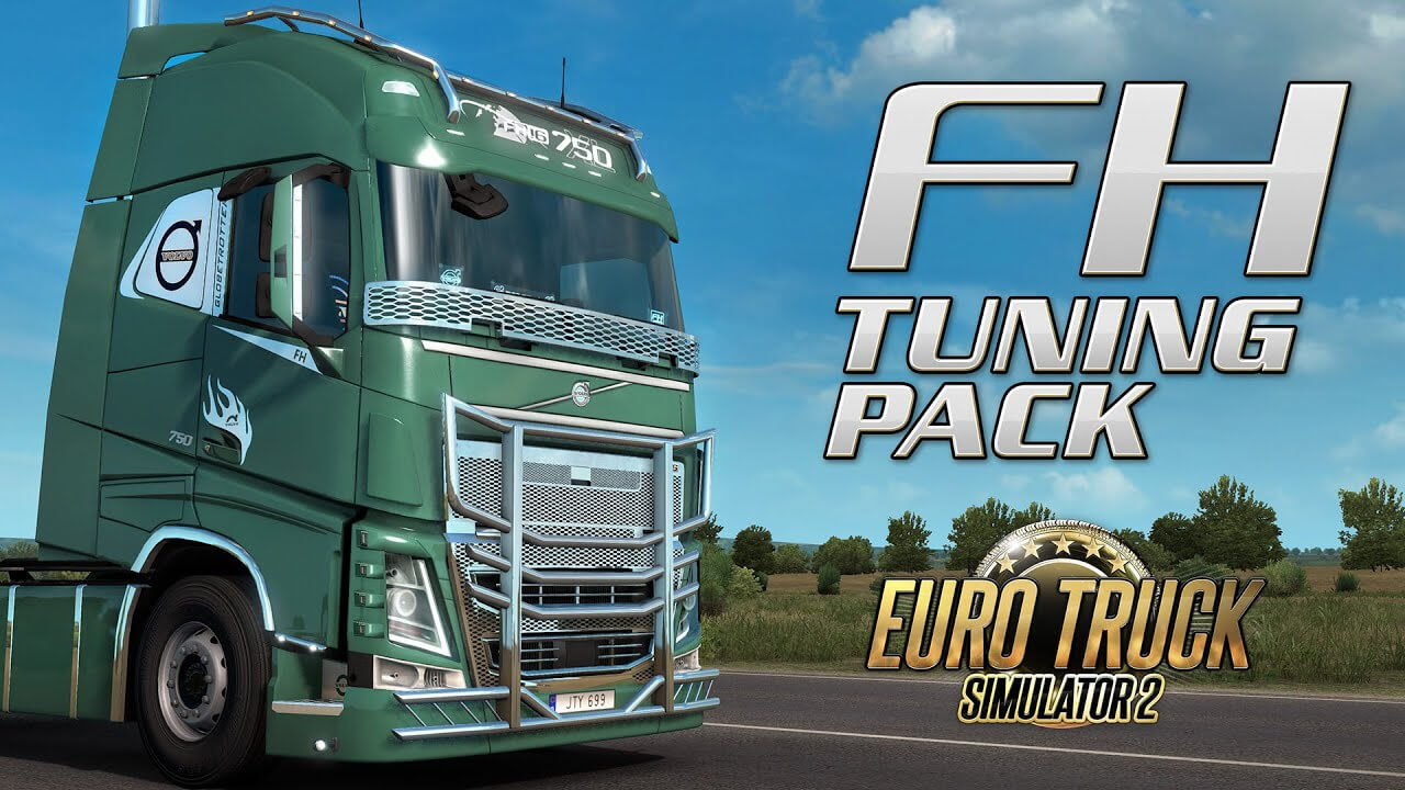 Volvo FH Tuning Pack DLC Released for ETS2