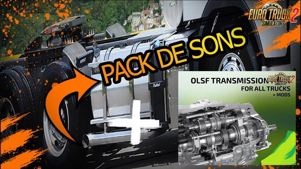 Pack of Sound Engine + Transmissions v2.1 (1.37.x)
