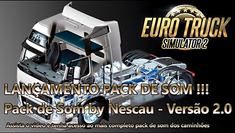 Pack Exclusivo de Som v2.0 by Nescau (1.37.x)