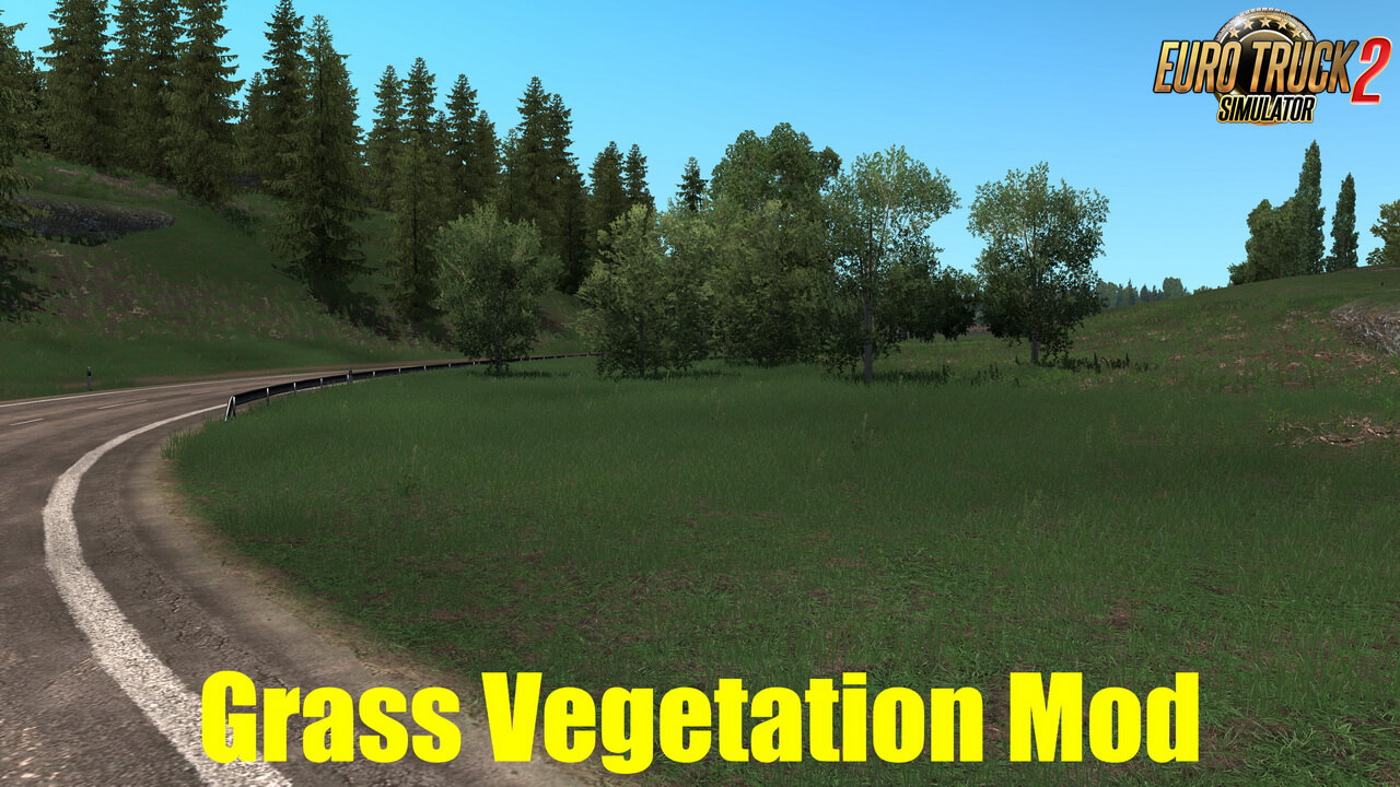 Grass Vegetation Mod v1.0 by juninho944 (1.38.x)