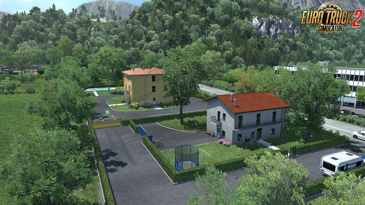 House in Italy by Adison Cavani (1.37+)