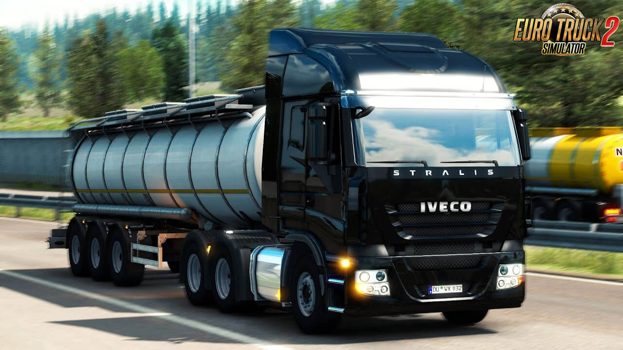 Iveco Stralis E5 Reworked Engine Sound by Kriechbaum (1.38.x)