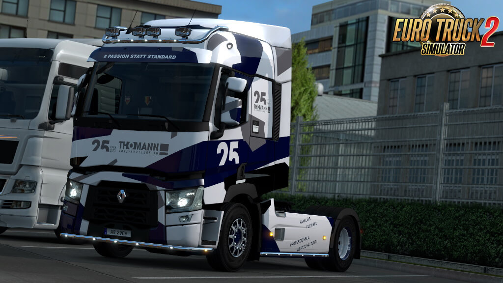 Renault T Thomann 25 Jahre Skin by Dreamcatcher