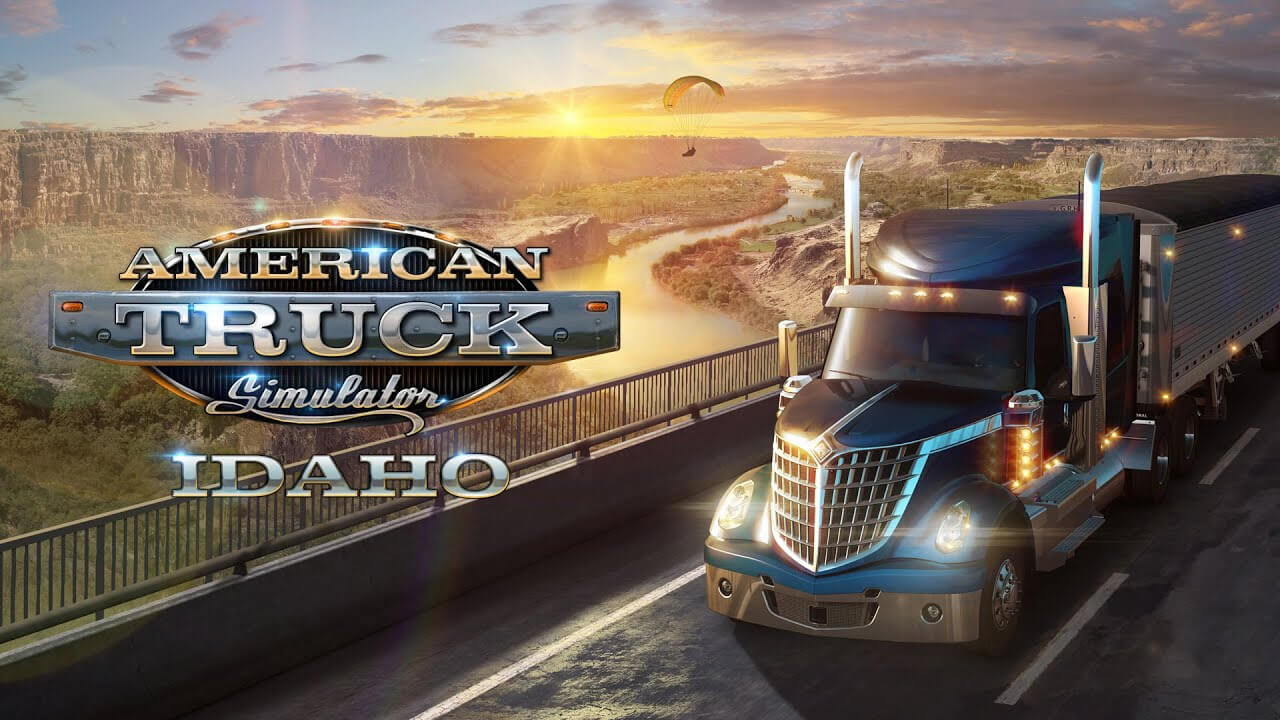 Idaho DLC Official Released for American Truck Simulator