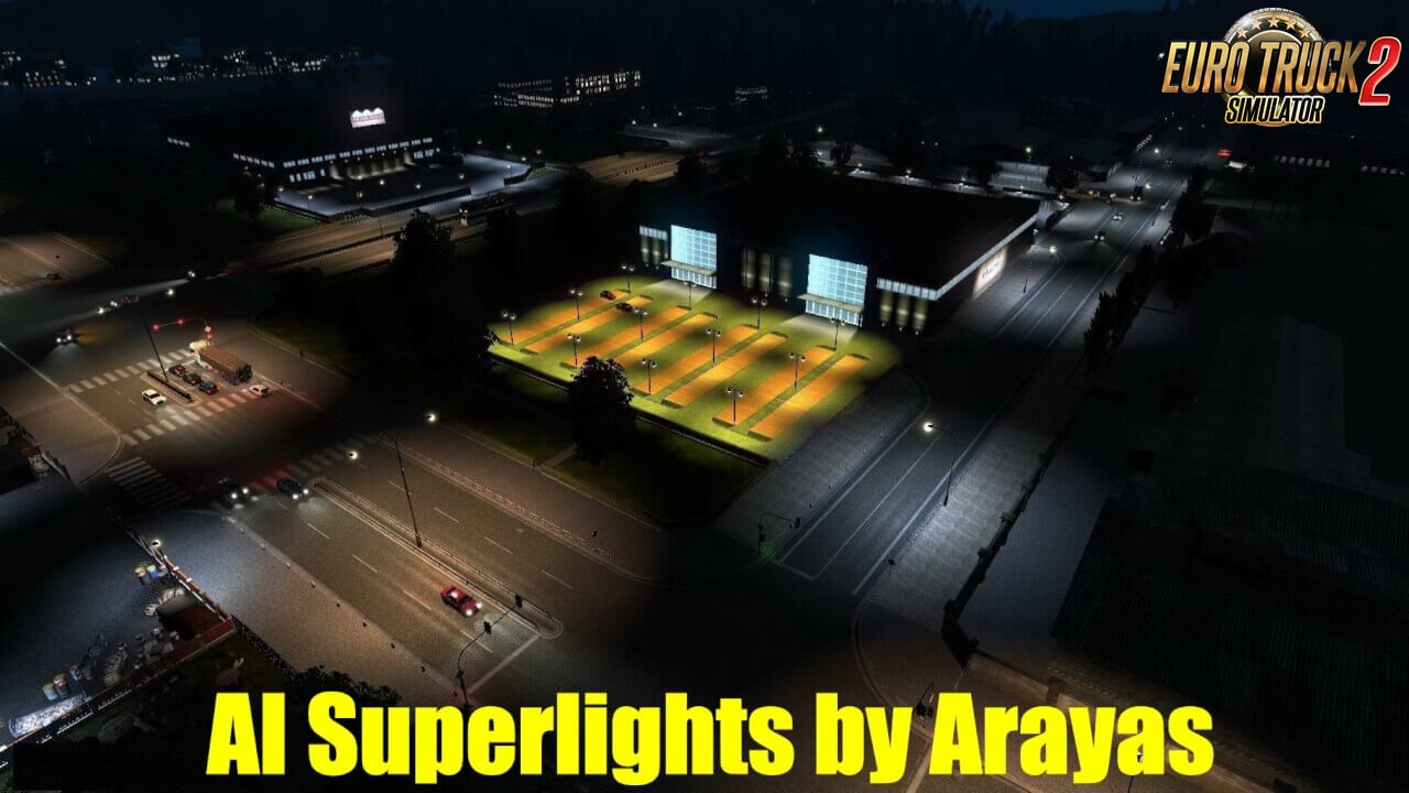 AI Superlights v1.9 by Arayas (1.38.x)