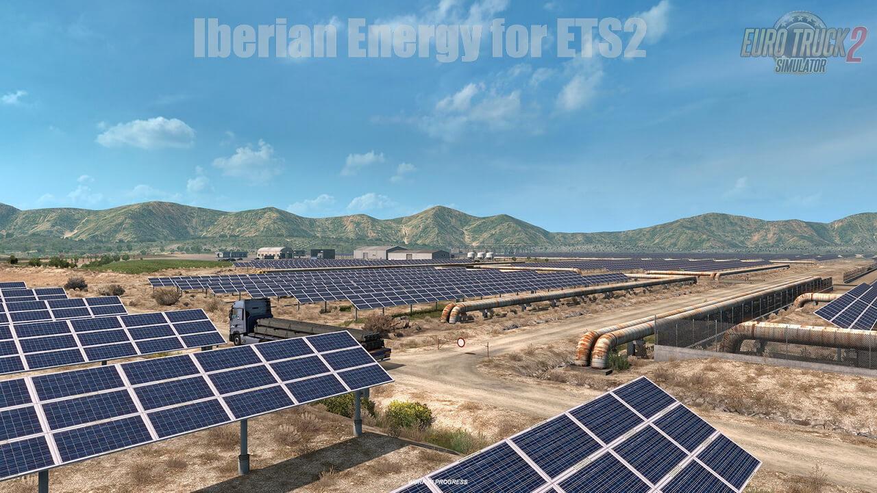 Iberian Energy for ETS2